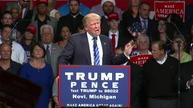 Trump: 'I don't think' African Americans will vote Clinton