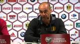Martinez says intensity will be key in Belgium's World Cup qualifier against Bosnia