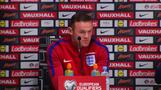 England captain Rooney dropped for Slovenia qualifier