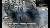 モスル奪還作戦の様子を撮影、米企業が衛星写真公開(19日)