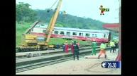 Cameroon mourns rail victims