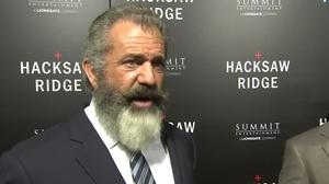Mel Gibson returns to Hollywood with well reviewed film