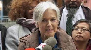 Stein says