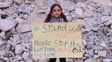 シリア7歳少女のツイッターが突如停止、安否を気遣う声(字幕・5日)