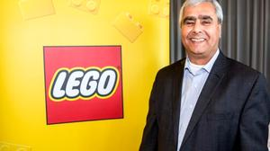 Lego gets first foreign boss