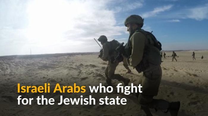 Israeli Arabs sign up for Israeli army in a bid to belong