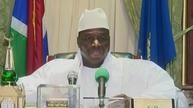Gambia's president rejects election defeat