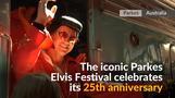 Australian Elvis Festival celebrates 25-year anniversary