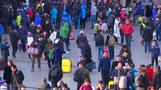 China's Luna New Year holiday migration begins