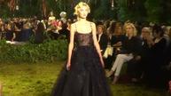 Chiuri debuts her Dior haute couture line