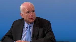 Trump's team in 'disarray': McCain
