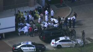 Police investigate possible active shooter in Houston hospital