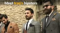 Iraq's hipsters make waves with waxed moustaches and dapper suits