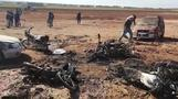 Islamic State car blast kills dozens in northwest Syria