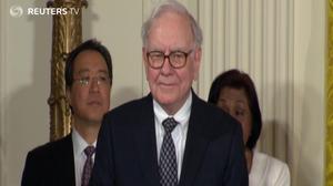 Warren Buffet bets big on Corporate U.S.A.