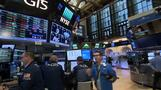 Dow notches 12th straight record close