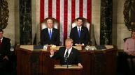 Trump speech reignites rally