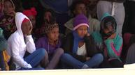 Over 1,400 migrants rescued at sea arrive in Italy