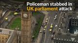 One shot, several injured in UK parliament attack