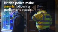 Police make arrests in UK parliament attack