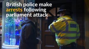 Police make arrests in UK parliament attack
