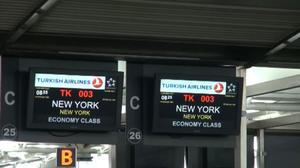 Electronics ban goes into effect for U.S. and UK-bound flights from Istanbul's Ataturk airport