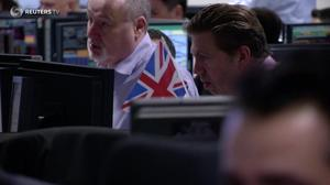 Brexit launch gives sterling the jitters