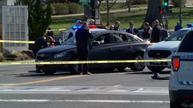 Police open fire near U.S. Capitol