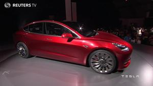 Tesla bets big on Model 3 production gamble