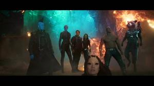 Family ties test 'The Guardians of the Galaxy'
