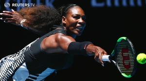 Serena says pregnant selfie share was accidental