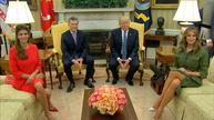 Trump, Macri meeting a sweet and sour affair