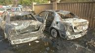 Islamic State claims car bombing in Baghdad, 4 police killed