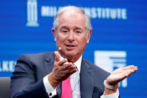 Breakingviews TV: Blackstone's rocky roads