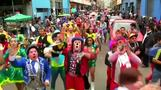 Lima celebrates Peruvian Clown Day