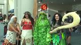 Comic fans get immersed in personal fantasies