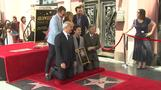 A 'Friend' drops by Jason Bateman's star unveiling
