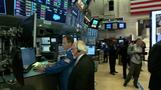 Wall Street's gains pared by Trump move