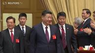 'Xi's Thought' touted for a place in China's constitution