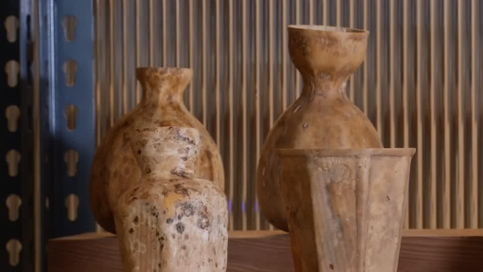 Oh my gourd - the sustainable coffee cups grown from vegetables