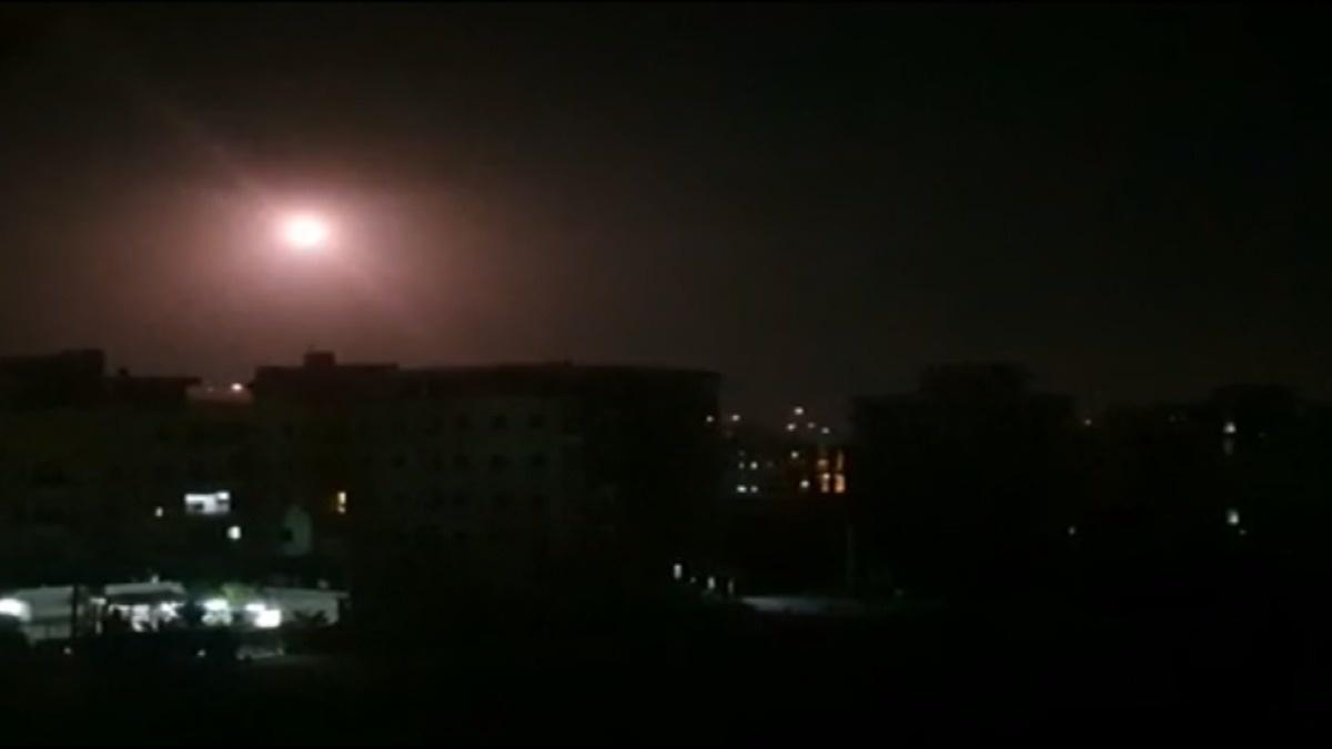 Syria air defenses almost hit airliner: Russia