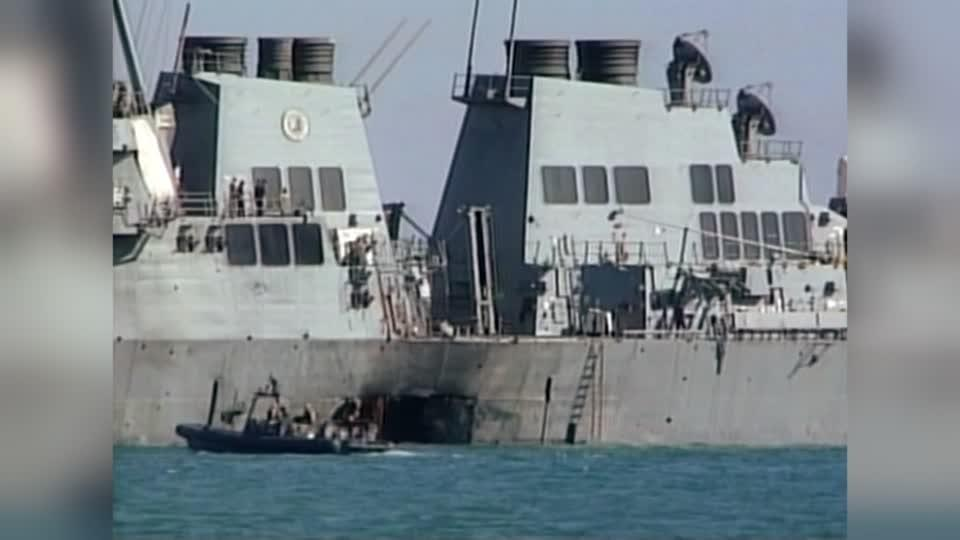 Sudan to compensate families over USS Cole al Qaeda attack