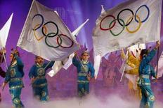 <p>Una presentazione delle Olimpiadi. REUTERS/Claro Cortes IV/Files</p>