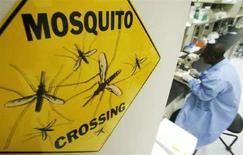 <p>Novartis annuncia riduzione prezzo medicinale antimalarico. REUTERS/Jim Young</p>