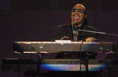 <p>Stevie Wonder in una immagine di archivio. REUTERS / Steve Marcus</p>