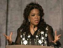 <p>La presentatrice statuinitense Oprah Winfrey. REUTERS/Frank Polich (Usa)</p>
