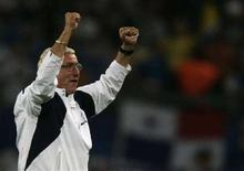 <p>Marcello Lippi in una foto d'archivio. REUTERS/Tony Gentile</p>