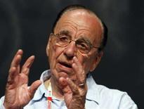 <p>Rupert Murdoch in una foto d'archivio. REUTERS/Eric Gaillard (FRANCE)</p>