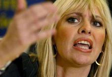 <p>Alessandra Mussolini REUTERS/Tony Gentile DJM</p>