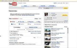 <p>Una delle finte pagine di YouTube da cui vengono diffusi i virus. Immagine fornita da Panda Security. REUTERS/Handout Panda Security</p>